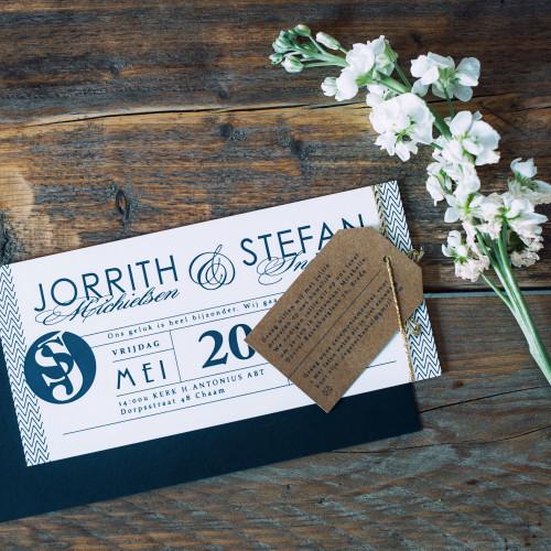 Jorrith & Stefan